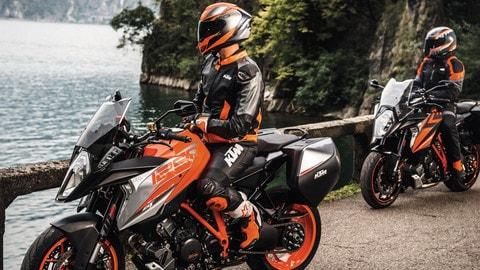online store 3ec2c 40793 Vestirsi 'orange': nuovo abbigliamento KTM - InMoto