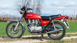 Kawasaki Z 650, compatta e potente