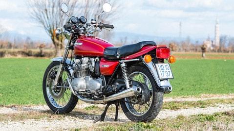Kawasaki Z 650 - LE FOTO