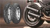Dunlop su misura per Harley-Davidson