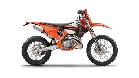 KTM: arriva la nuova EXC