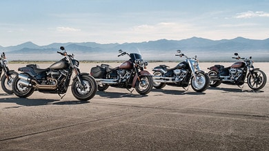 Harley-Davidson Freedom on Tour a Monza