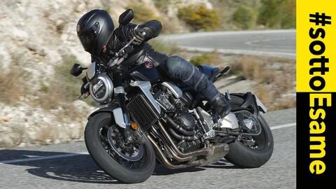 VIDEO-TEST Honda CB1000R 2018: #SottoEsame