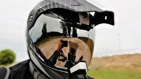 Test Scorpion Exo ADX-1 | LE FOTO