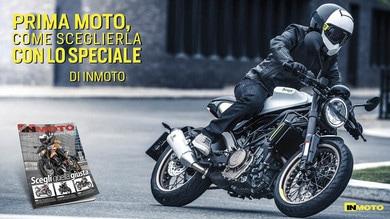"""Speciale """"Prima moto"""" in edicola dal 31 maggio"""