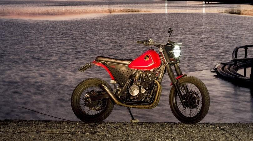 Honda Dominator '65 Denari'