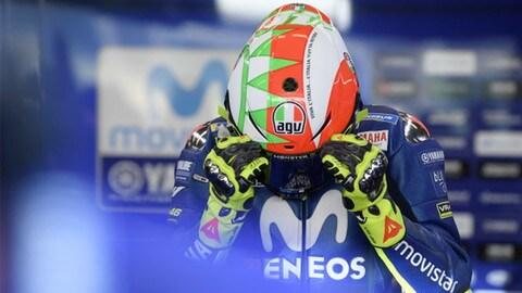 AGV: il casco di Rossi per il Mugello