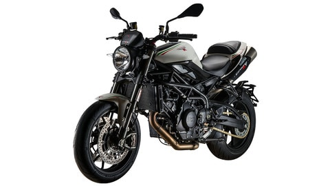 Moto Morini e la nuova Corsaro ZT