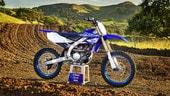 Yamaha: la YZ250F e la YZ85 cambiano così