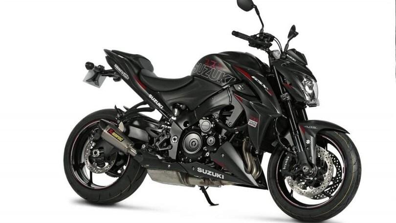 Oltreconfine: GSX-S 1000 Team Suzuki Special Edition