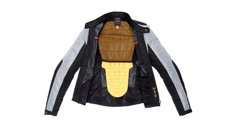 Le giacche Spidi Solar per l'estate
