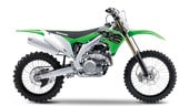 Kawasaki: la nuova KX450