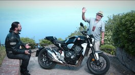 Motosprint The Test di Riccardo Piergentili: Honda CB1000R+