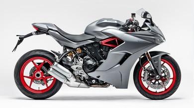 Nuova livrea per la Ducati SuperSport