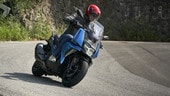 Prova BMW C 400 X: primo contatto