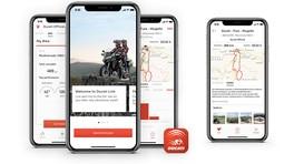 La moto diventa social con Ducati Link App