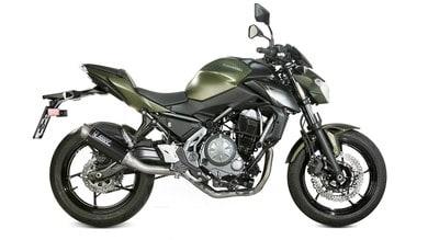 MIVV per Kawasaki Z650 e Yamaha MT07