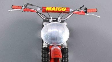 Maico MC 400: tedesca da competizione