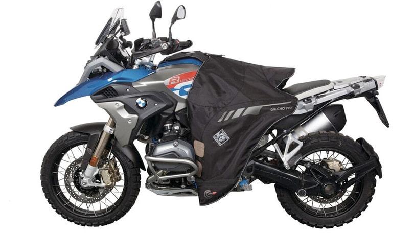 Tucano Urbano ai giorni della moto di BMW