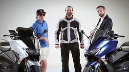 Motosprint The Test di Riccardo Piergentili: Yamaha TMAX