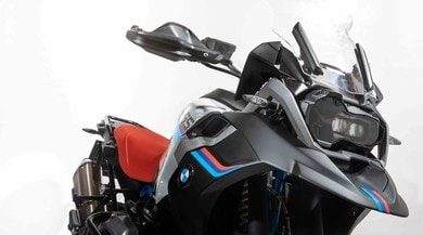 BMW R1200GS: nuovo abito da Unit Garage