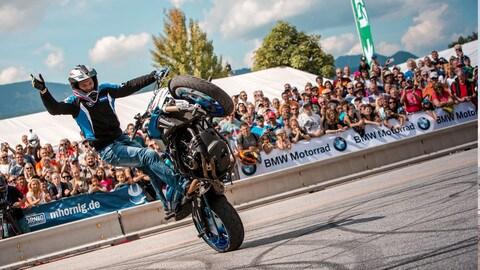 In 35.000 ai BMW Motorrad Days