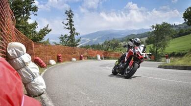 Ducati Multistrada 1260 Pikes Peak, la scalatrice