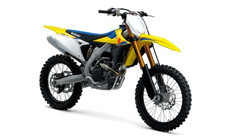 Suzuki svela la RM-Z250