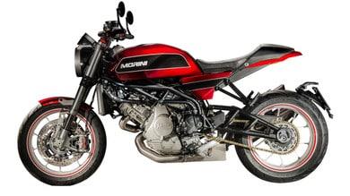 Moto Morini Milano Edizione Limitata