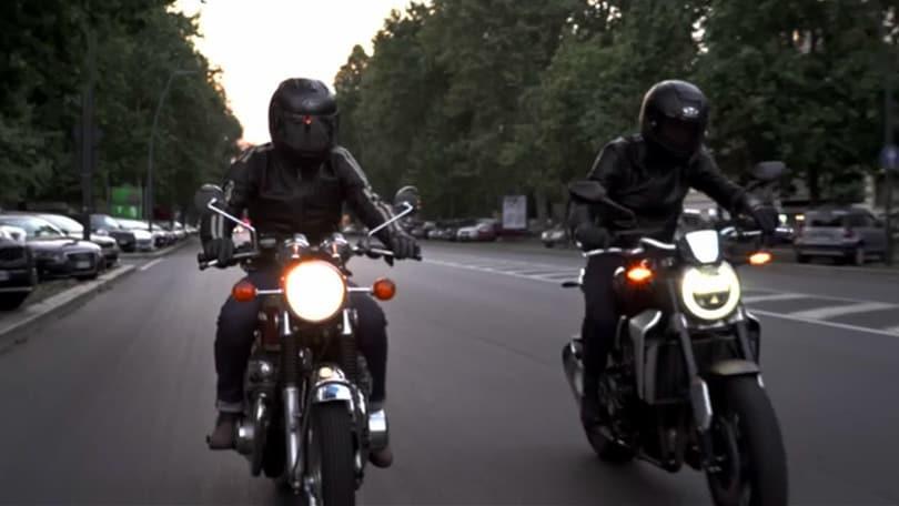 Honda CB1000R 'Neo Sports Café' - VIDEO