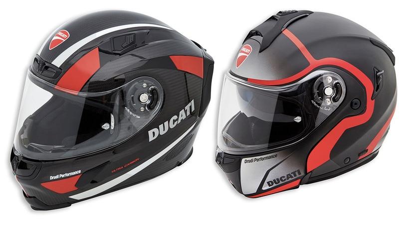 Nolangroup e i caschi Ducati