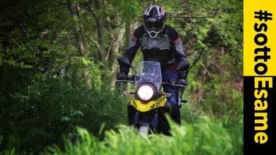 Suzuki V-Strom 250: #SottoEsame