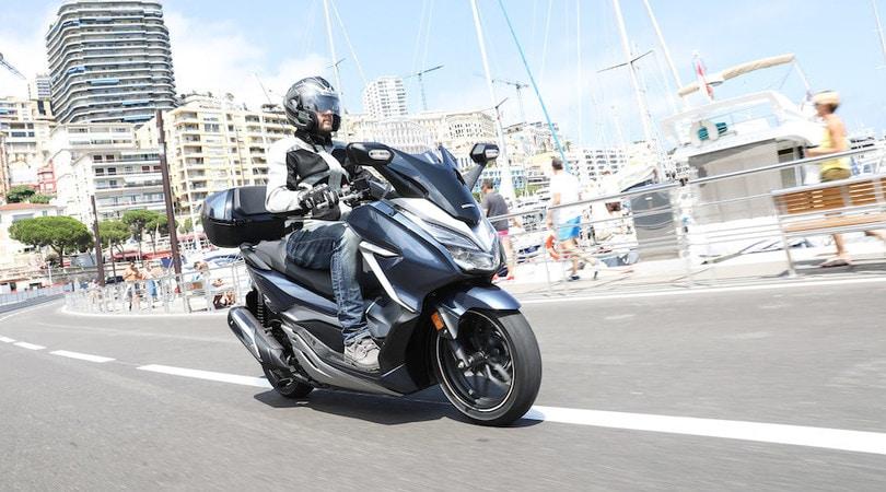 Honda Forza 300 Primo Contatto Inmoto