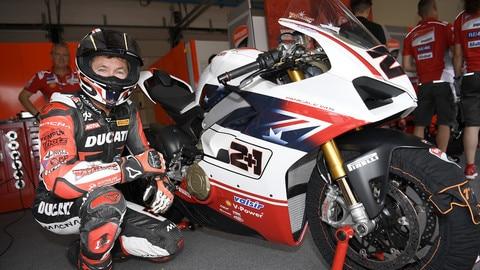 Ducati: asta record per la Panigale di Bayliss
