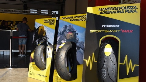 Dunlop Day 2018 a Misano - LE FOTO