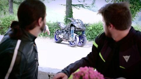 Motosprint The Test di Riccardo Piergentili: Yamaha Niken