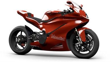Mondial Moto: arriva la sportiva col motore V5