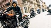 Il presidente Trump invita a boicottare Harley-Davidson