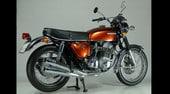Honda CB 750 Four, la regina
