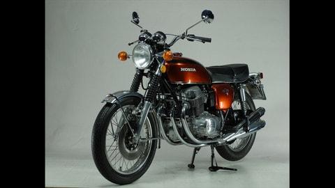 Honda CB 750 Four - LE FOTO
