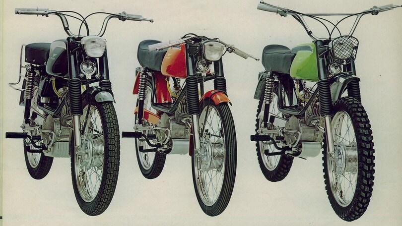 Moto Guzzi Dingo, sensazioni selvagge