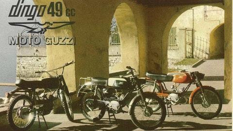 Moto Guzzi Dingo - LE FOTO