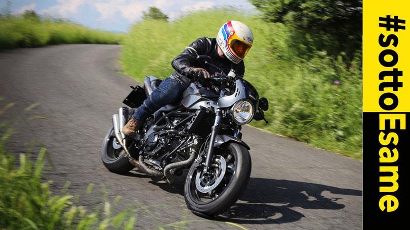 Suzuki SV650X-TER: #SottoEsame