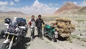 Dall'Asia centrale all'Italia, il viaggio in moto del Cicca e la Sere #2
