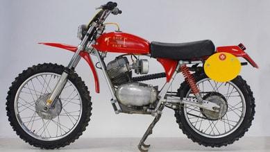 Fraire/Moto Guzzi Stornello 125, ricetta piemontese
