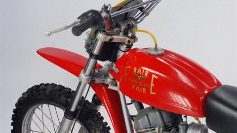 Fraire/Moto Guzzi Stornello 125 - LE FOTO