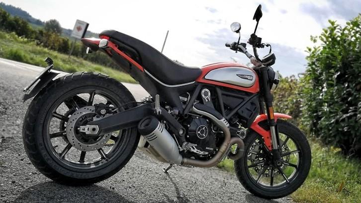 Test Ducati Scrambler Icon 2019: primo contatto