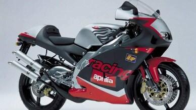 Aprilia RS 250 2T: una GP per tutti i giorni