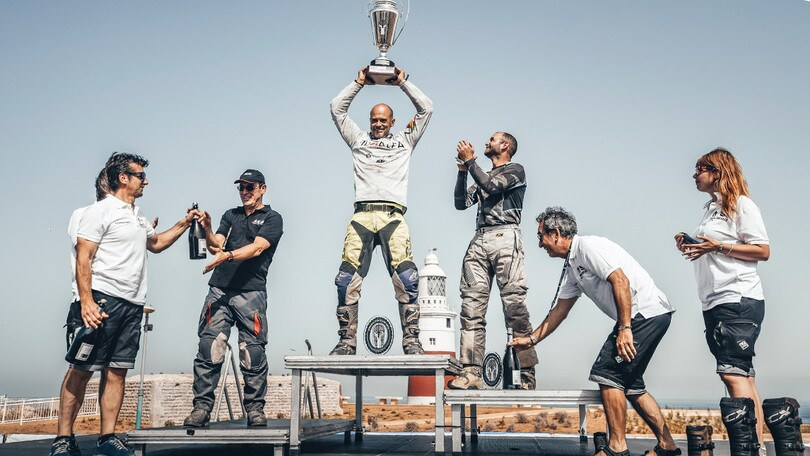 Gibraltar Race – Il video