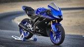 Nuova Yamaha YZF-R125 2019